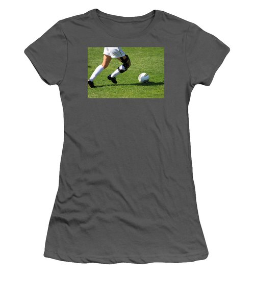 Futbol Women's T-Shirt (Athletic Fit)