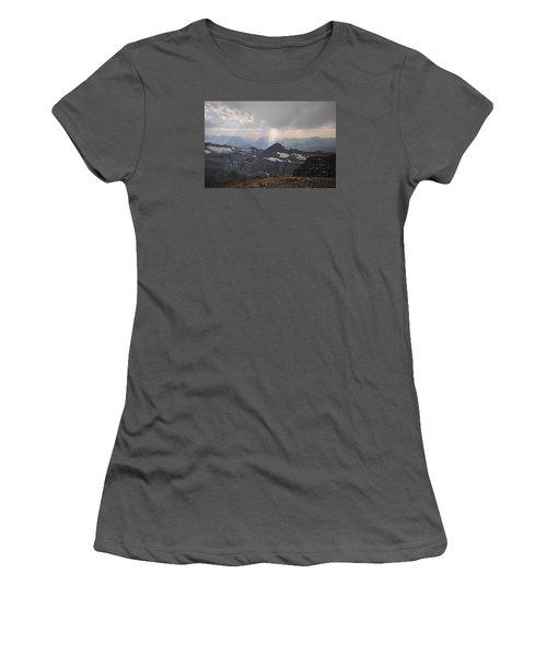 Glacier National Park Women's T-Shirt (Athletic Fit)