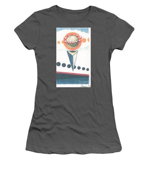 Idea Ismay Women's T-Shirt (Junior Cut) by Rod Ismay