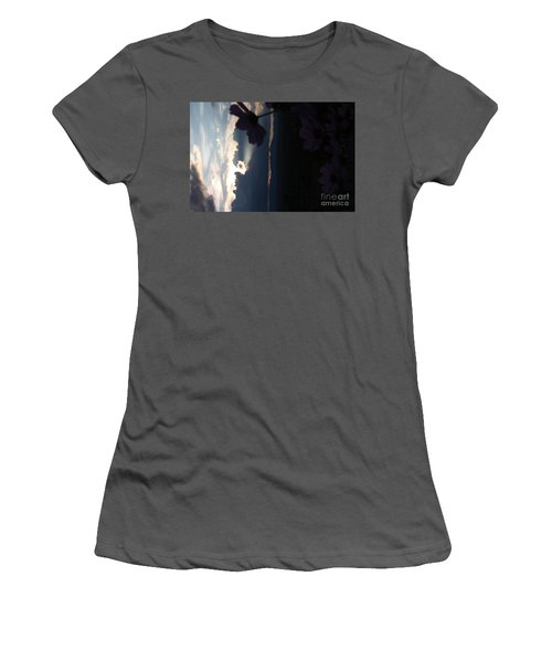 Women's T-Shirt (Junior Cut) featuring the photograph In The Spotlight by Brian Boyle
