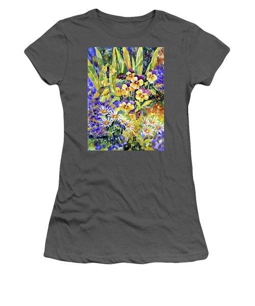 Joyful Noise Women's T-Shirt (Athletic Fit)