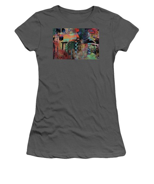 Minneapolis Collage Women's T-Shirt (Athletic Fit)