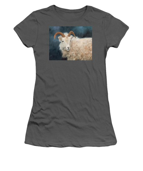 Mountain Goat Women's T-Shirt (Athletic Fit)
