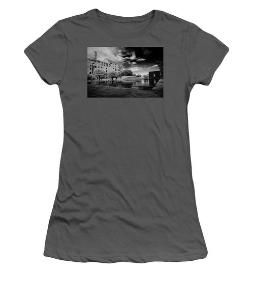 Okc Memorial Women's T-Shirt (Junior Cut)