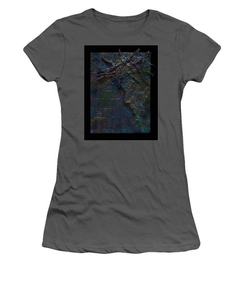 Passion Women's T-Shirt (Junior Cut) by Dorothy Allston Rogers