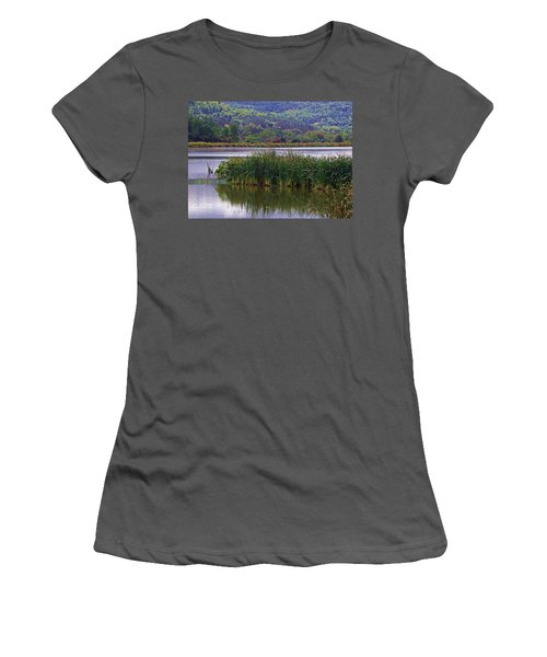Peace Be Still Women's T-Shirt (Athletic Fit)