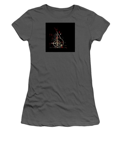 Penman Original - Untitled 96 Women's T-Shirt (Athletic Fit)