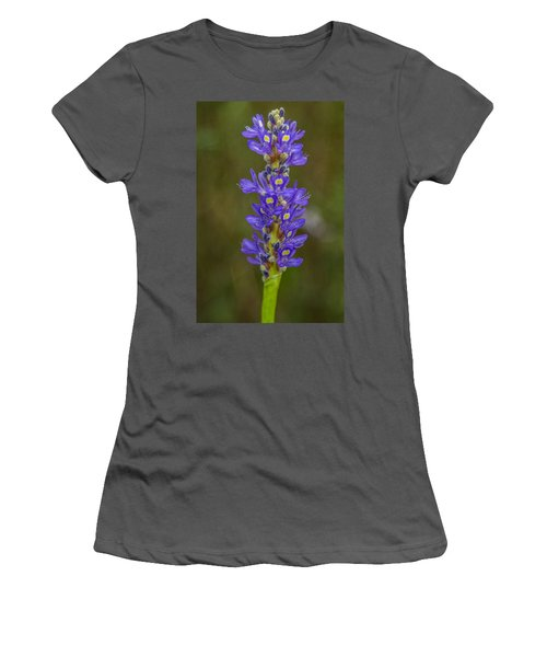 Pickerel Weed Women's T-Shirt (Athletic Fit)