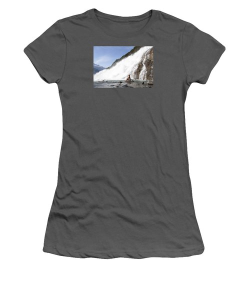 Power Of Love Women's T-Shirt (Athletic Fit)
