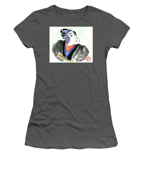 Samurai  Women's T-Shirt (Athletic Fit)