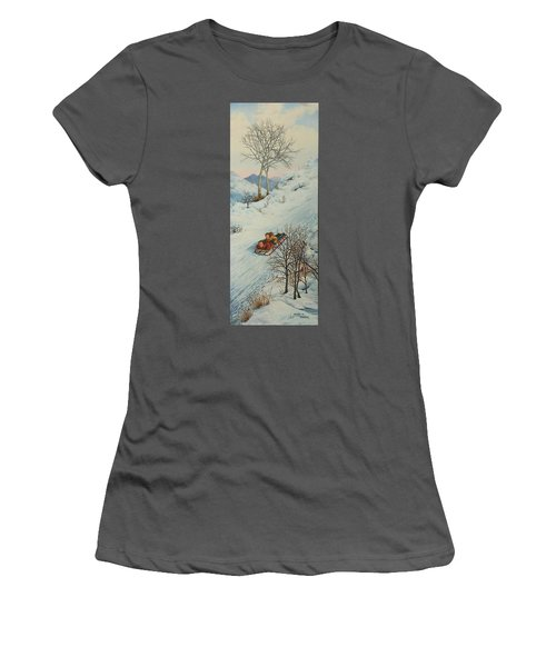 Sisters Solstice Women's T-Shirt (Athletic Fit)