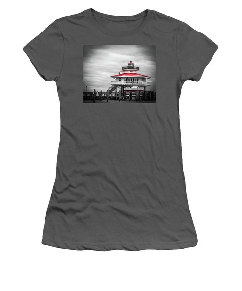 Stormy Waters Women's T-Shirt (Athletic Fit)