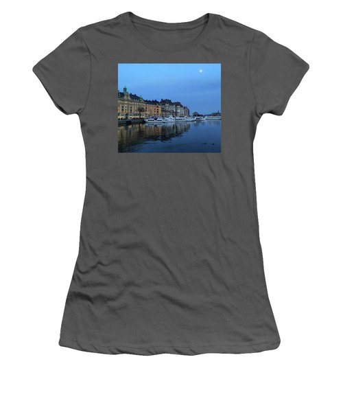Take Me There Women's T-Shirt (Athletic Fit)