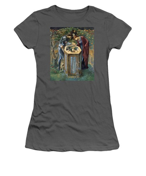 The Baleful Head Women's T-Shirt (Athletic Fit)