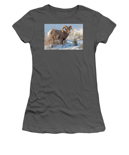 The Christmas Gift Women's T-Shirt (Athletic Fit)