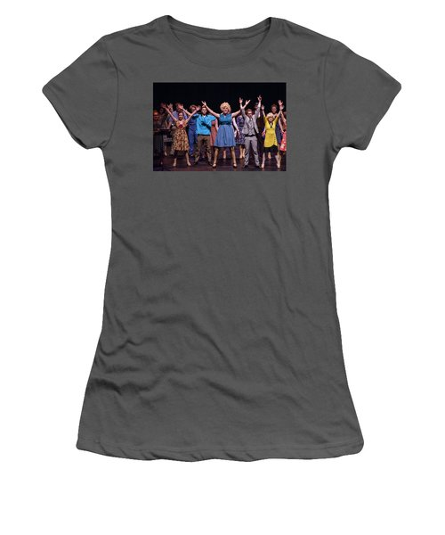 Tpa097 Women's T-Shirt (Athletic Fit)