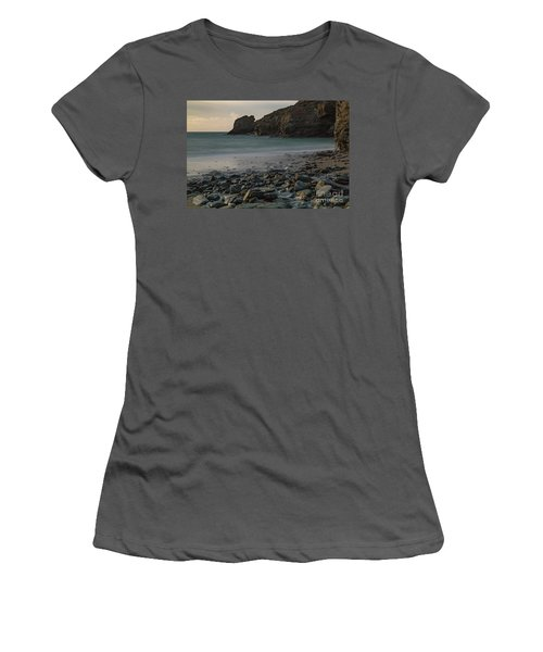 Trevellas Cove Women's T-Shirt (Athletic Fit)