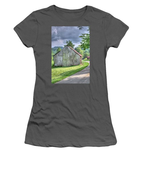 Wells Barn 13 Women's T-Shirt (Athletic Fit)