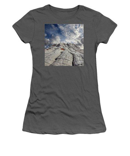 Where Heaven Meets Earth 2 Women's T-Shirt (Junior Cut) by Bob Christopher