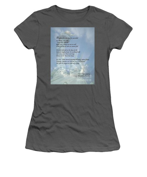 Writer, Artist, Phd. Women's T-Shirt (Athletic Fit)