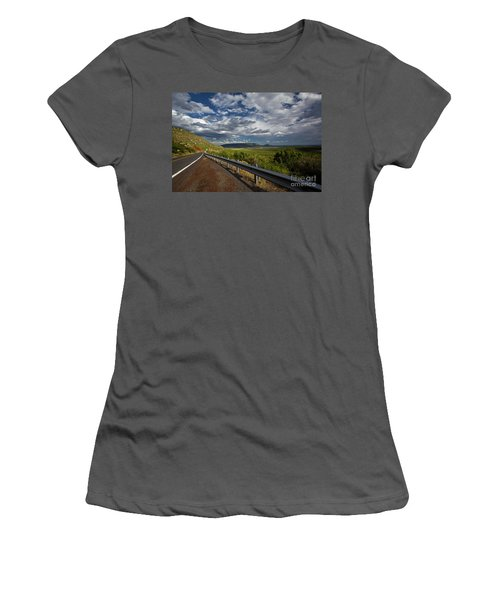 Texas 66 Women's T-Shirt (Athletic Fit)