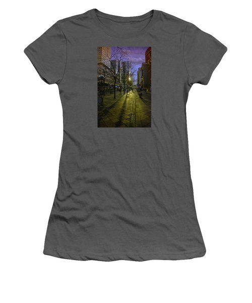 16th Street Mall Women's T-Shirt (Athletic Fit)
