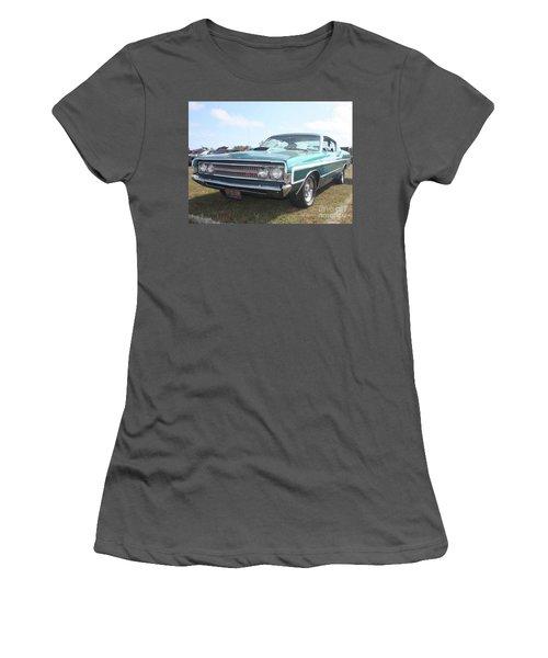 1969 Ford Gran Torino Women's T-Shirt (Athletic Fit)