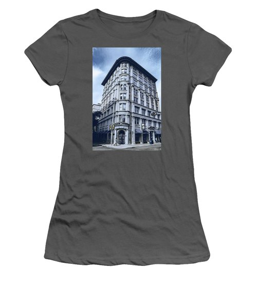 Archtectural Building 2 Women's T-Shirt (Athletic Fit)