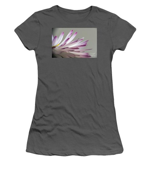 Beautiful Colorful Image About Daisy Flower Women's T-Shirt (Athletic Fit)
