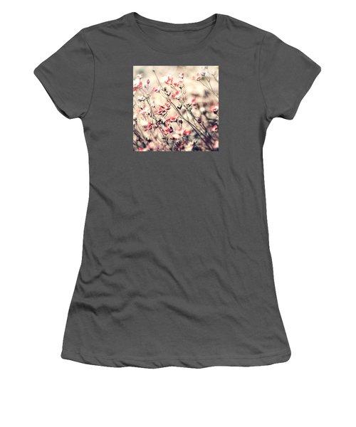 Carefree Women's T-Shirt (Junior Cut) by Bonnie Bruno