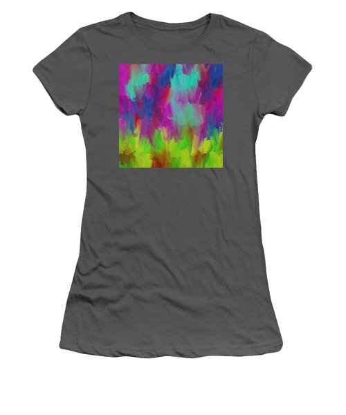 Dance  Women's T-Shirt (Athletic Fit)