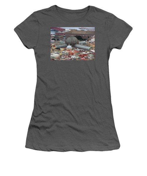 Naples Italy Women's T-Shirt (Athletic Fit)