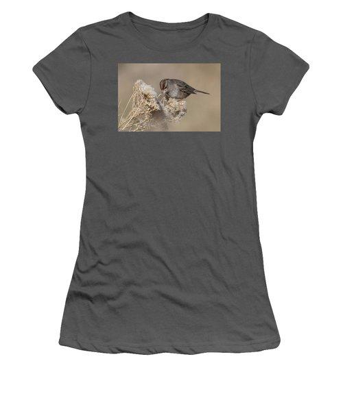 Sparrow Women's T-Shirt (Athletic Fit)