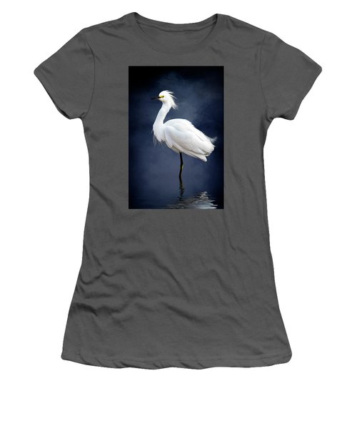 Wading Women's T-Shirt (Athletic Fit)