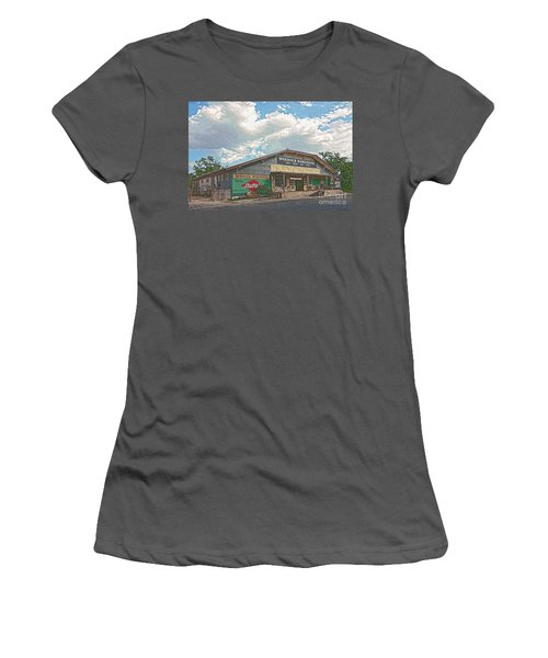 Woerner Warehouse Women's T-Shirt (Athletic Fit)
