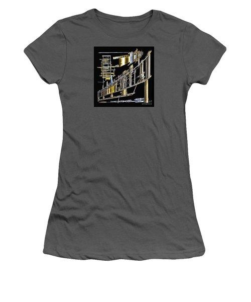 21st Century Erector Set ? Women's T-Shirt (Athletic Fit)