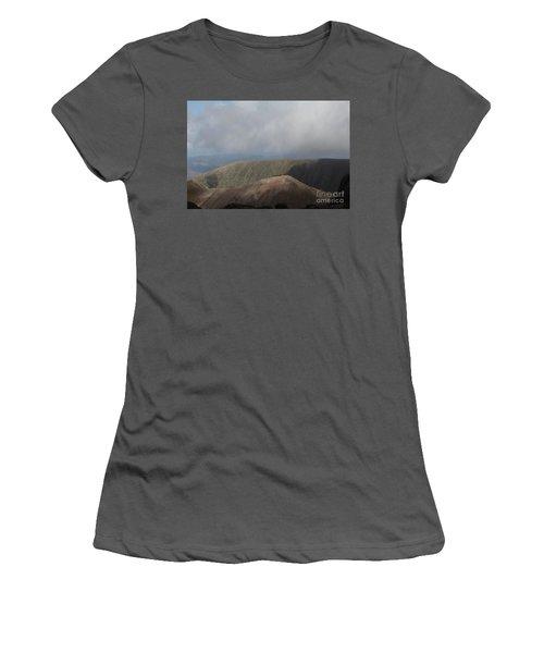 Ben Nevis Women's T-Shirt (Athletic Fit)