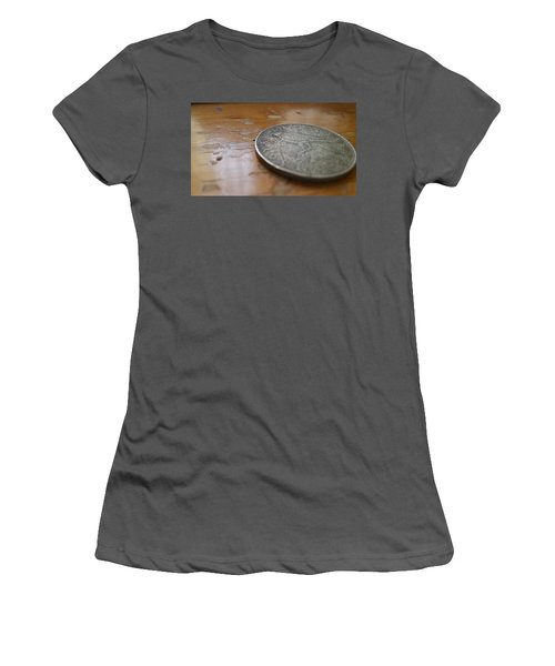 Coin Women's T-Shirt (Athletic Fit)