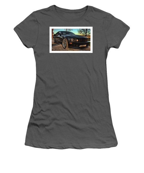 Women's T-Shirt (Junior Cut) featuring the photograph 3 by John Crothers