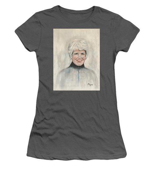 Margaret G Pope Women's T-Shirt (Athletic Fit)