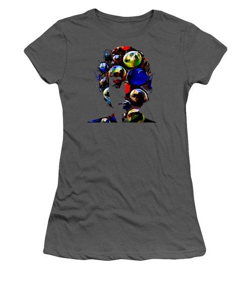 Bob Dylan Women's T-Shirt (Athletic Fit)