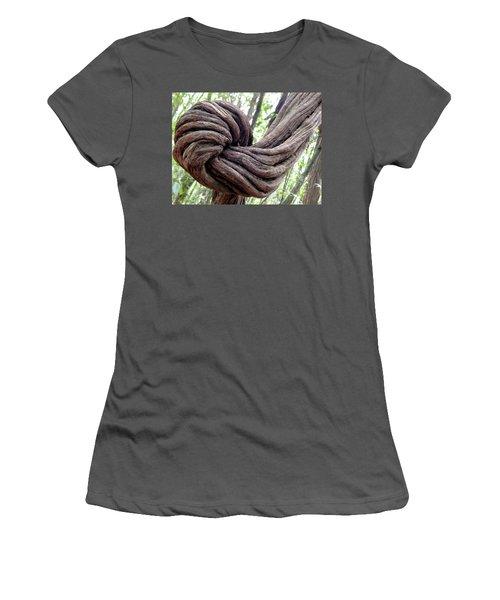 Faith Women's T-Shirt (Junior Cut) by Beto Machado