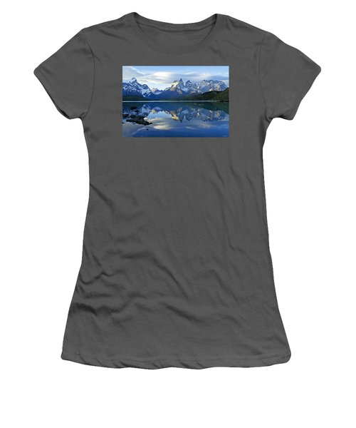 Patagonia Reflection Women's T-Shirt (Athletic Fit)