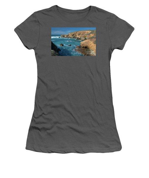 Point Lobos Women's T-Shirt (Athletic Fit)