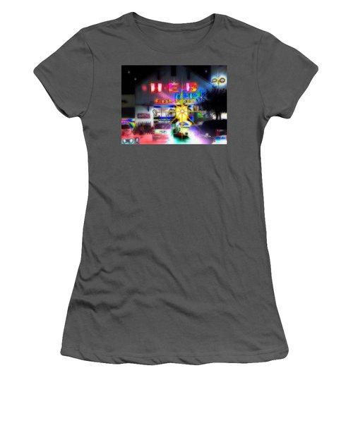 #4570_heb_1_arty Women's T-Shirt (Junior Cut) by Barbara Tristan