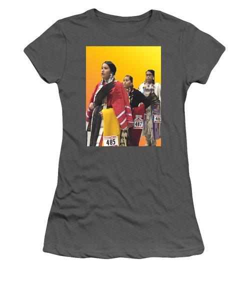 485 486 487 Women's T-Shirt (Junior Cut) by Audrey Robillard