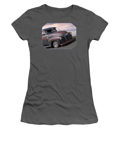 51 Chevy Women's T-Shirt (Athletic Fit)