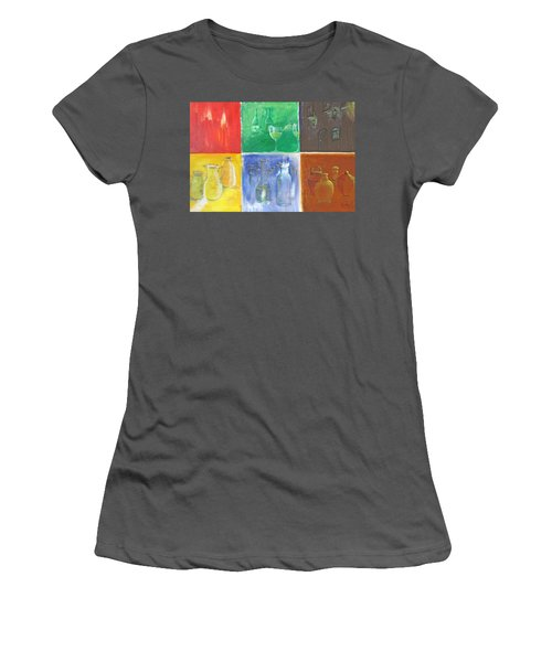 6 Panes Of Existence Women's T-Shirt (Athletic Fit)
