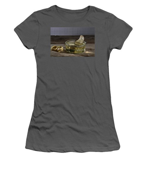 Simple Things - Potatoes Women's T-Shirt (Athletic Fit)