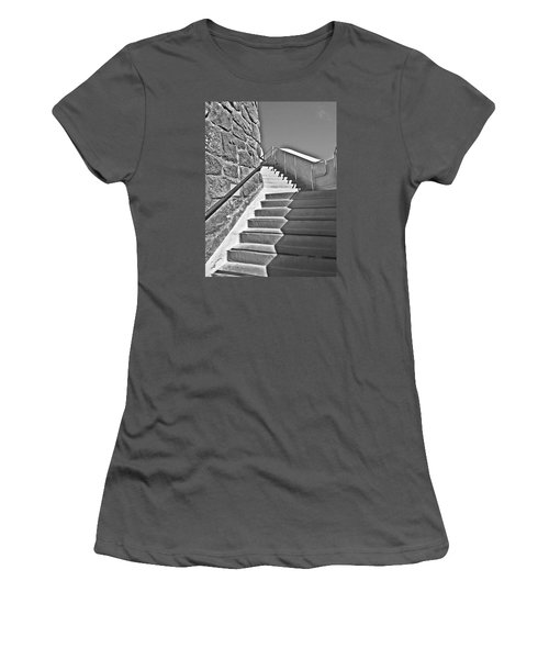 60/40 Women's T-Shirt (Athletic Fit)